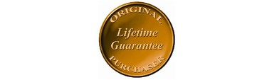 Original Lifetime Guarantee