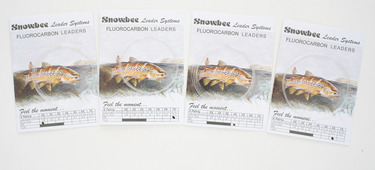 Snowbee Fluorocarbon Leader Systems