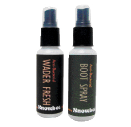 19071 Boot Spray  & 19070 Wader Fresh