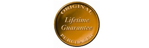 Snowbee Originall Purchaser Liftetime Guarantee
