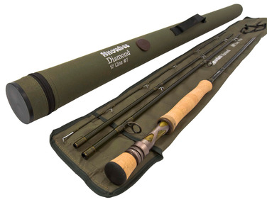 Diamond² Fly Rods