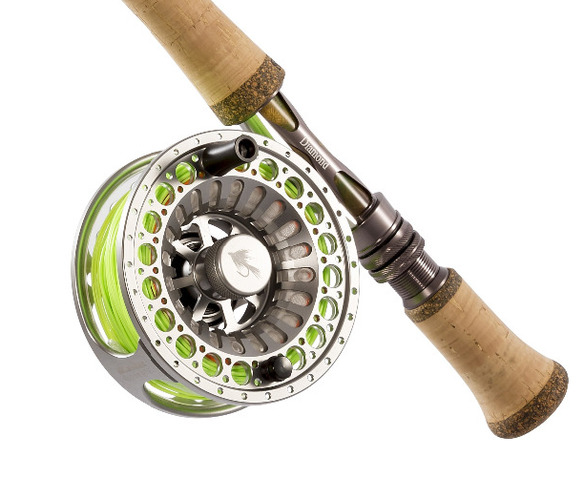 Spectre Reel on Diamond²  Rod