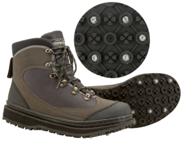 13080-04 XS-Tra Grip Rubber Sole with Studs