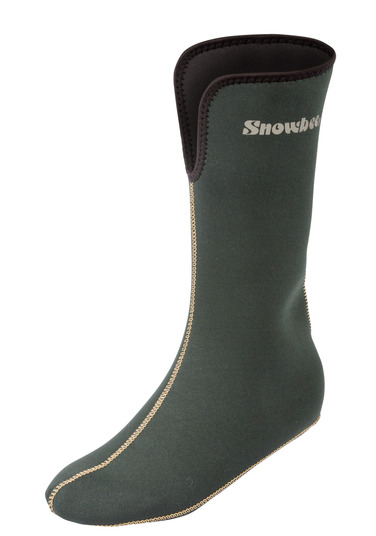 13042 Fleece-lined Neoprene Socks