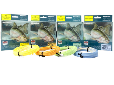XS-Plus Nano Countdown Sink-Tip Fly Lines family