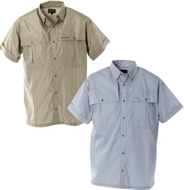 11819S 'Solaris' Fishing Shirt - Short Sleeve