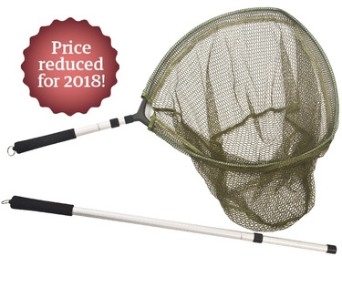 15112 3-in-1 Hand Trout Landing Net