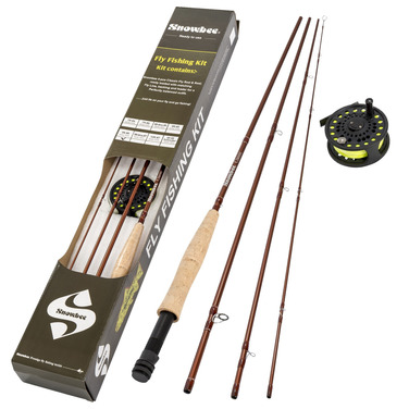 Classic Fishing Kit 4-pce