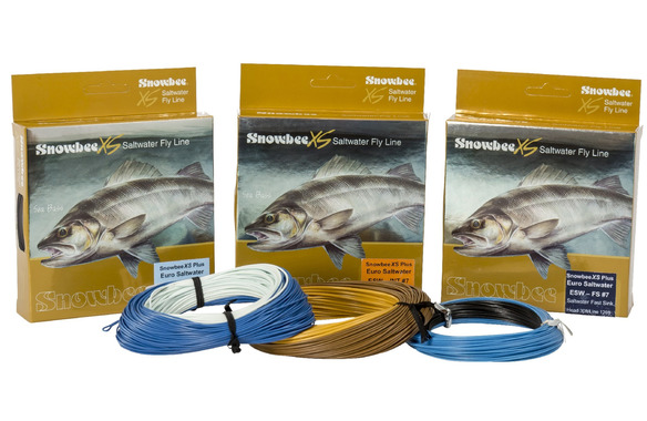 4 X Saltwater Fly Leaders Bass Pollack Bonefish.