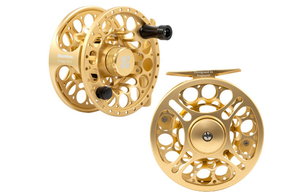 10552 Prestige Gold Fly Reel #3/4