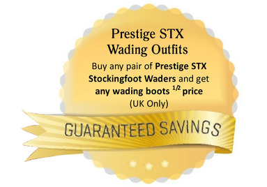 Prestige STX Wading Outfit Deal